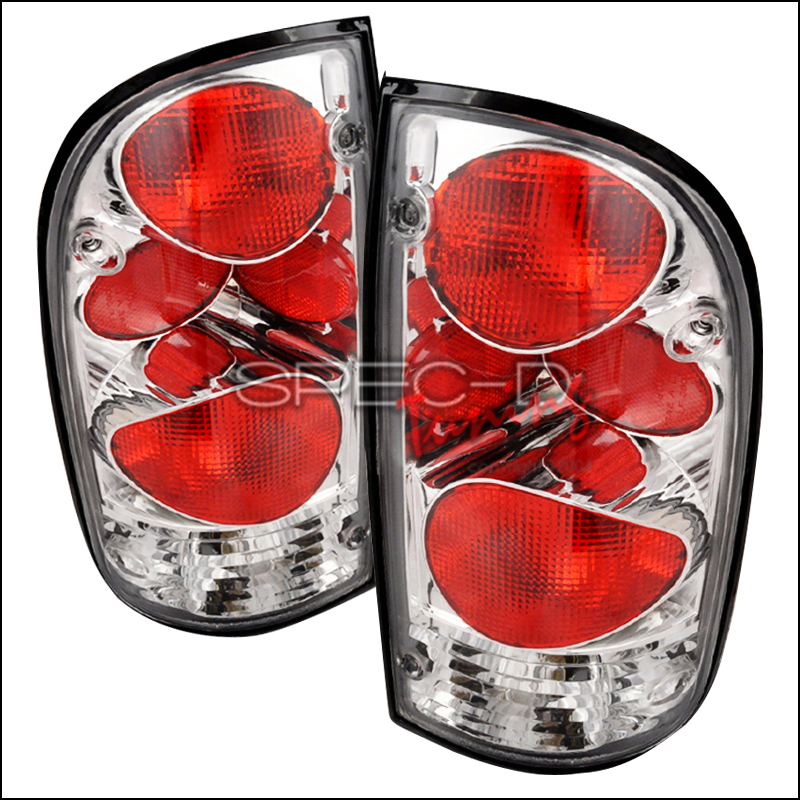 2000 Toyota Tacoma Aftermarket Tail Lights