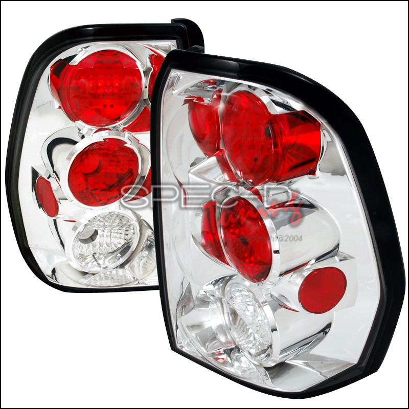2006 Chevrolet Trailblazer Aftermarket Tail Lights