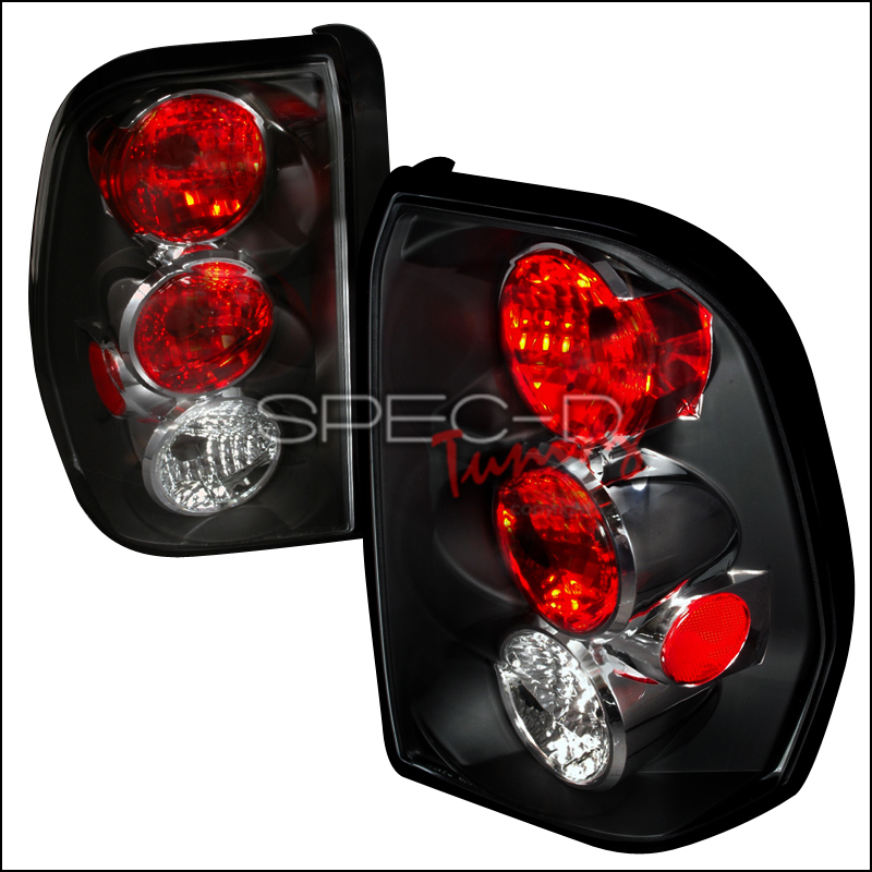 2004 Chevrolet Trailblazer Aftermarket Tail Lights