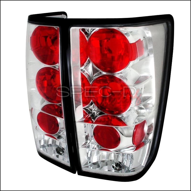 2009 Nissan Titan Aftermarket Tail Lights
