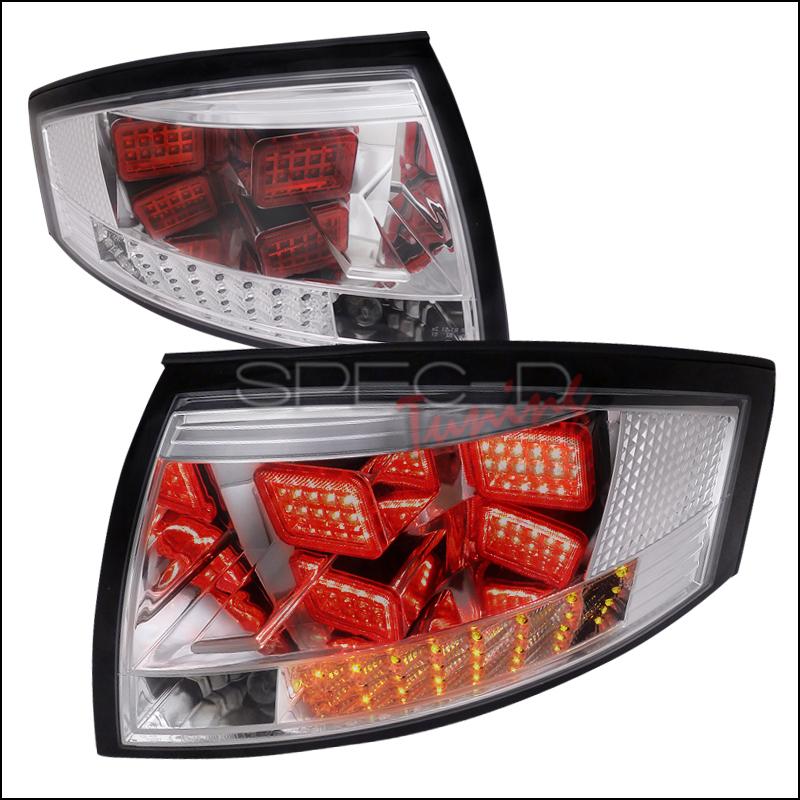 2003 Audi TT Aftermarket Tail Lights