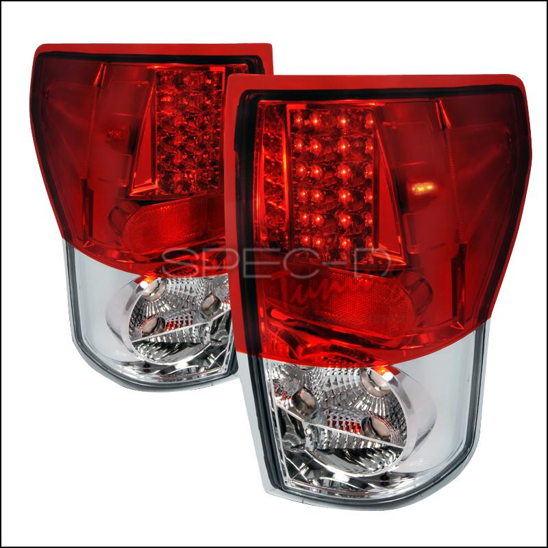 2010 Toyota Tundra Aftermarket Tail Lights