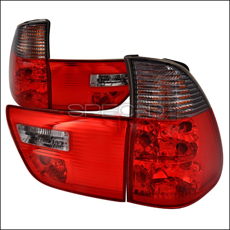 2000 BMW X5 Aftermarket Tail Lights