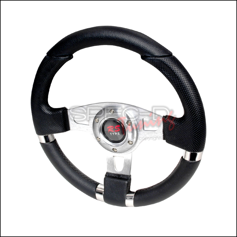 Spec-D Tuning® Diablo Steering Wheel