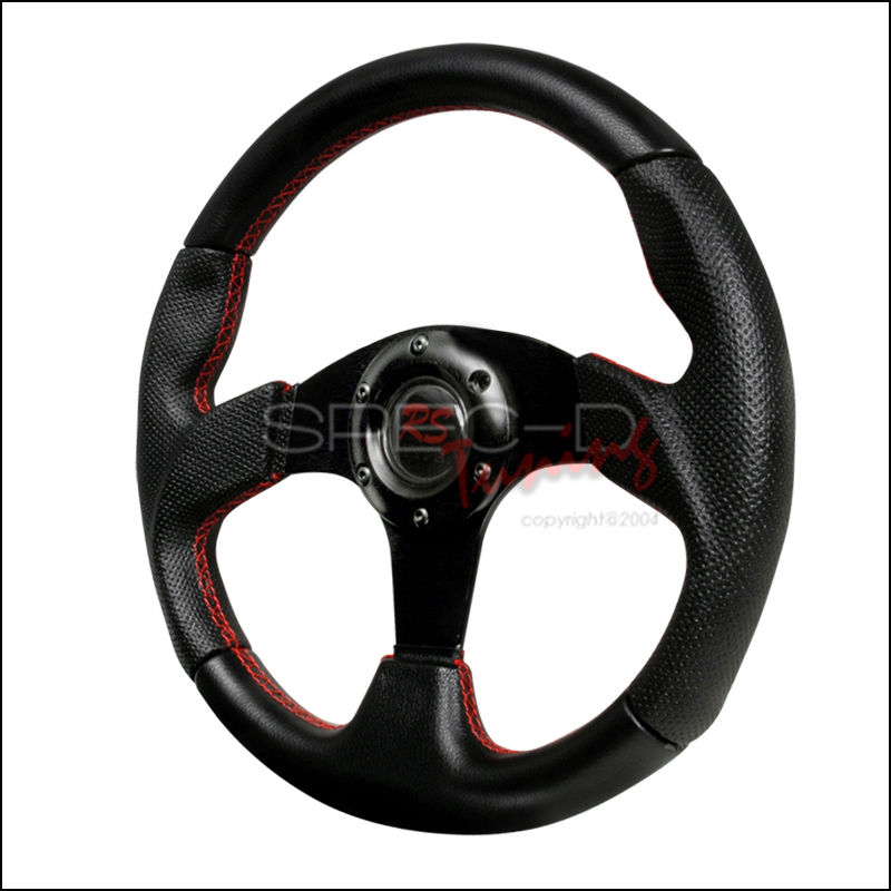 Spec-D Tuning® Charger Steering Wheel