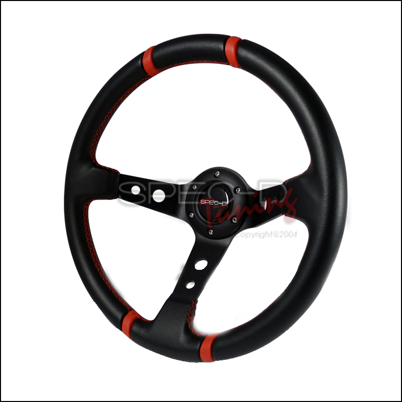 Thriller Steering Wheel 