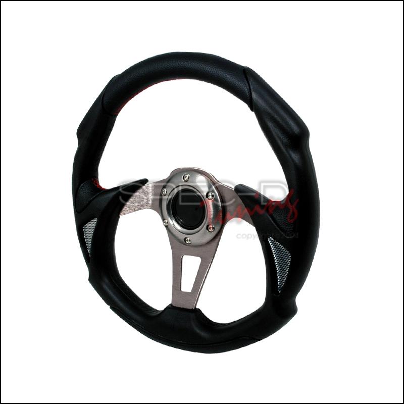 Spec-D Tuning® Fighter Steering Wheel