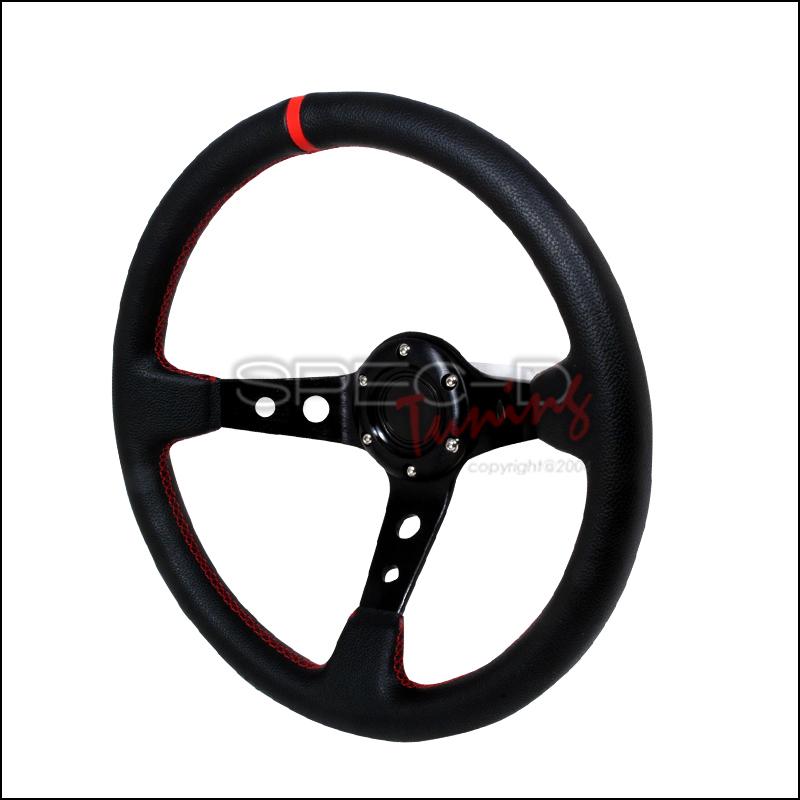 Spec-D Tuning® Dagger Steering Wheel