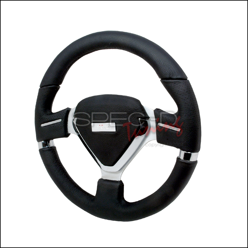 Spec-D Tuning® Evo Steering Wheel