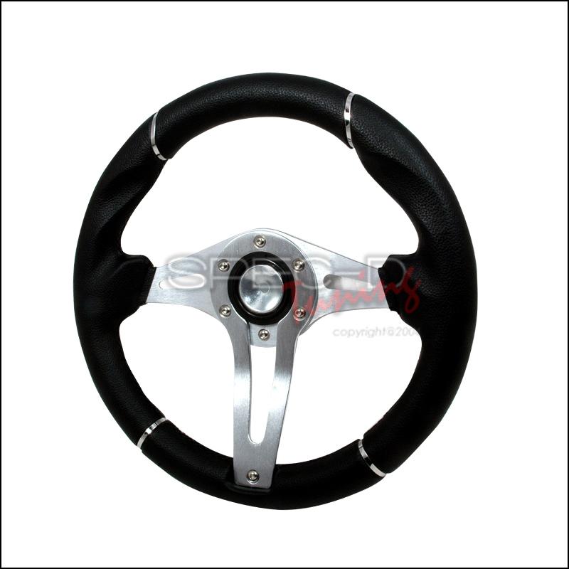 Spec-D Tuning® Ghost Steering Wheel