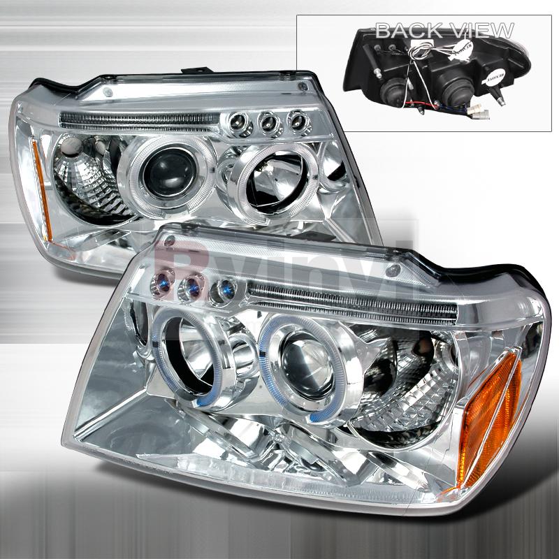 2002 jeep grand cherokee custom headlights aftermarket headlights. Black Bedroom Furniture Sets. Home Design Ideas